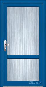 ocelové vstupní dveře